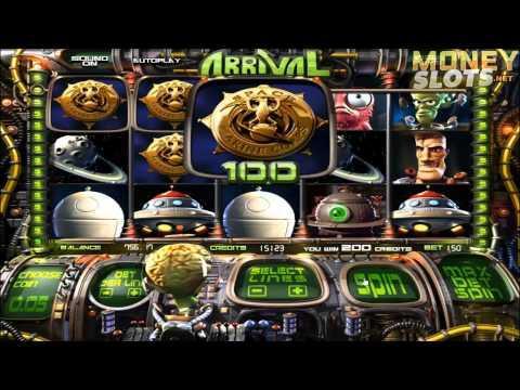 Arrival Video Slots Review | MoneySlots.net