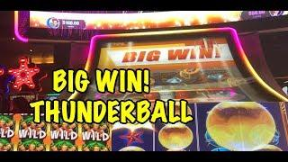 BIG WIN: JAMES BOND THUNDERBALL SLOT
