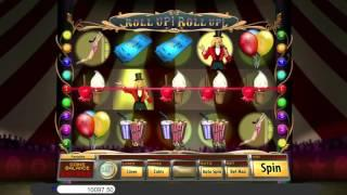 Roll Up Roll Up• free slots machine by Saucify preview at Slotozilla.com