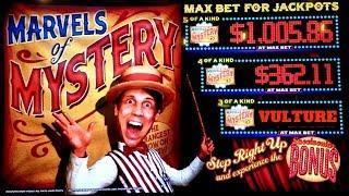 AMAZING PICKING BONUS! Marvels of Mystery - Max Bet Bonus | Big Win!!!