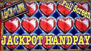 • JACKPOT HANDPAY • LOCK IT LINK • HIGH LIMIT • BIG WINS! • $10-$25 BETS!