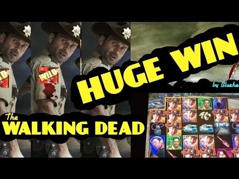 walking dead slot machine online