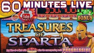 ⋆ Slots ⋆ 60 MINUTES LIVE ⋆ Slots ⋆ TREASURES OF SPARTA SLOT MACHINE ⋆ Slots ⋆ SUPER MULTI PROGRESSIVE