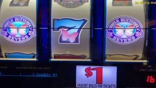 TRIPLE BUTTERFLY - 4 Reels - Max Bet $3•Pechanga Resort Casino
