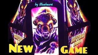 buffalo grand slot