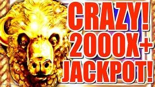 • MASSIVE JACKPOT! • MY BIGGEST HANDPAY BUFFALO GOLD | Slot Traveler