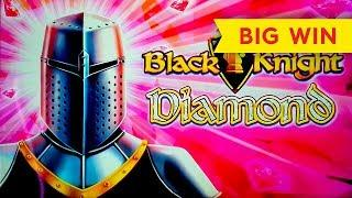 Black Knight Diamond Slot - BIG WIN BONUS, AWESOME!