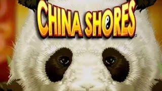 CHINA SHORES SLOT MACINE - LINE HIT WIN! - BIG WIN!!! • DJ BIZICK'S SLOT CHANNEL