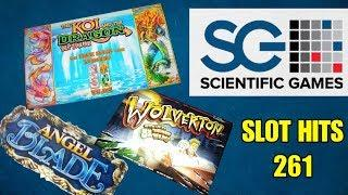 Slot Hits 261 - Scientific Games - New and Old Slot Machines - Great Hits !