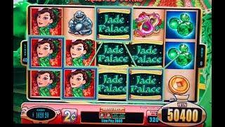 MASSIVE JADE'S PALACE WIN + JACKPOT HAND PAY on FIRE LINK High Limit Casino SLOT MACHINE Videos