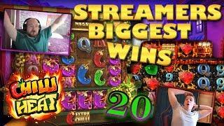 Streamers Biggest Wins – #20 / 2018