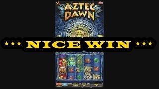 Bally - Aztec Dawn - Nice Win!