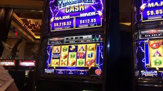 High limit group pull reveal... $25 pull... thunder valley • Slot Queen