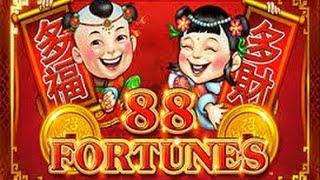88 FORTUNES - BIG BET | BIG WIN!