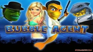 Bubble Agent NEW William Hill Slot