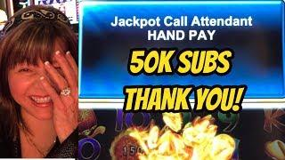 JACKPOT HANDPAY-ON FREE PLAY-ULTIMATE FIRE LINK