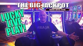 TUESDAY NIGHT HUGE LUCKY LIVE $LOT PLAY •
