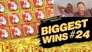CasinoGrounds Community Biggest Wins #24