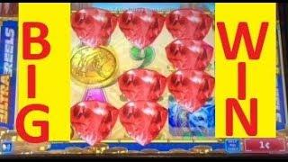 MY 2 FAVORITES KONAMI SLOTS!!!! WILD BISON AND DEN OF GOLD BIG WINS!!!!!