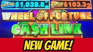 NEW GAME-WHEEL OF FORTUNE CASH LINK