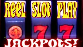 **FOR THE REEL LOVER** HIGH LIMIT SLOT PLAY AND JACKPOTS!! #NOTELITEFAKE