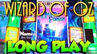 WINNING On The WIZARD - Long Play - Max Bet!