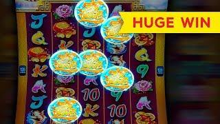 Dragon Emblem Jackpots Slot - BIG WIN RETRIGGER BONUS!