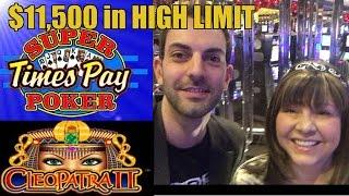 $11,500 HIGH LIMIT-VEGAS FANATICS GROUP PULL-PART 2 of 2!