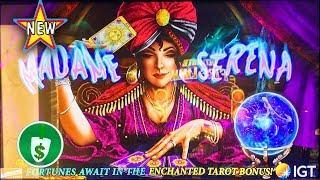 •️ New - Madame Serena slot machine, bonus