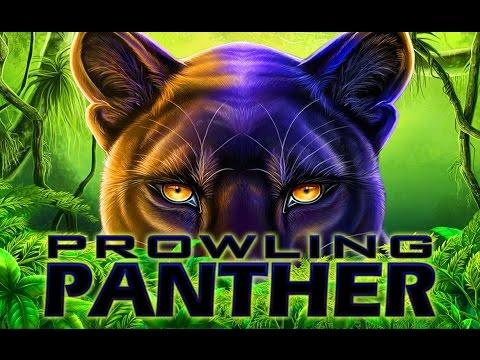 prowling panther slot machine