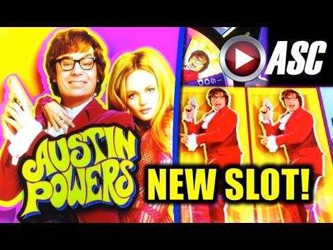 *NEW* AUSTIN POWERS | WMS - $100 LIVE PLAY! Slot Machine Bonus Wins