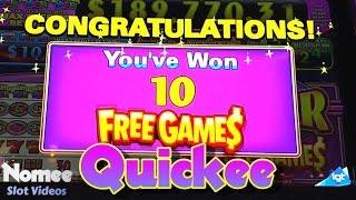 Quarter Mania Slot Machine - Max Bet - Grumpy Gaming Quickee