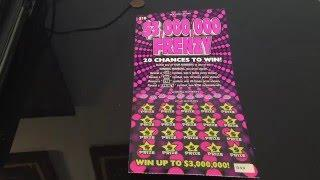 $3,000,000 frenzy scratch off