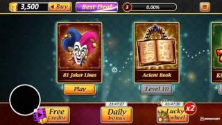Slot Machines–Wild Casino HD - 2016-10-02