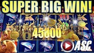 •SUPER BIG WIN!• ALASKAN STORM DELUXE (Aristocrat) | Slot Machine Bonus