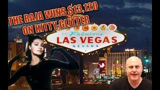 • Biggest Live Jackpot Ever! | The Raja Wins Over 13 GRAND! | Kitty Glitter •