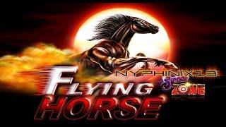 Ainsworth | Flying Horse Slot Bonus & Line Hit WINS