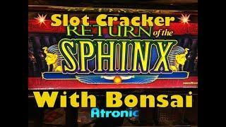 •Return Of The Sphinx Slot Machine•Live Play/Slot Play•