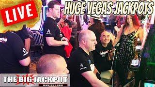 • Live HIGH LIMIT SLOT JACKPOT$ •Huge Vegas Wins •️The Cosmopolitan Casino   The Big Jackpot