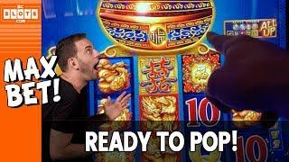 • Ready to POP & BLESSED • $1300 @ San Manuel Casino • BCSlots (S. 4 • Ep. 2)