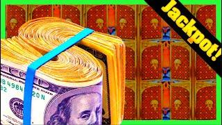 I Used THIS BETTING METHOD To Land A MASSIVE JACKPOT HAND PAY At Ho Chunk Casino!