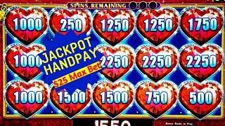 High Limit - Lock it Link Slot Machine - Max Bet •HANDPAY JACKPOTS• MY EPIC COME BACK EVER  | Part 2
