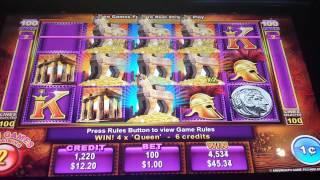 Trojan Treasures  - NICE BONUS WIN - Free Games