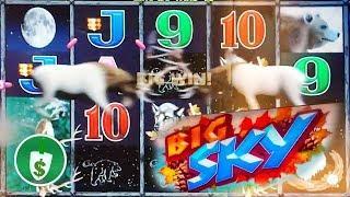 Big Sky slot machine, bonus