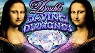 DOLLAR DOUBLE DAVINCI DIAMONDS SLOT MACHINE BONUS