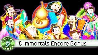 8 Immortals slot machine, Encore Bonus