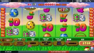 Free Easter Surprise Slot by Playtech Video Preview | HEX