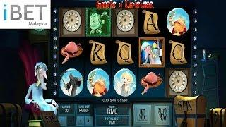 "iPT - ""Ghosts of Christmas"" Newtown Casino Slot Machine Game Permainan Play in iBET Malaysia genting"