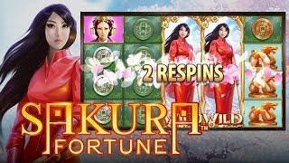 Sakura Fortune Online Slot from Quickspin