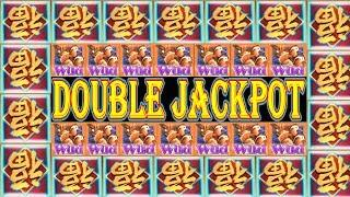 • DOUBLE JACKPOT HANDPAY $20 BET • CHINA SHORES WINNINGS | LOTUS FLOWER | •